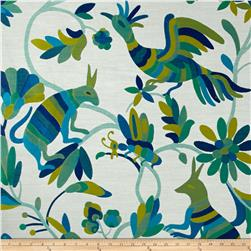 Charleston Home Otomi Azul