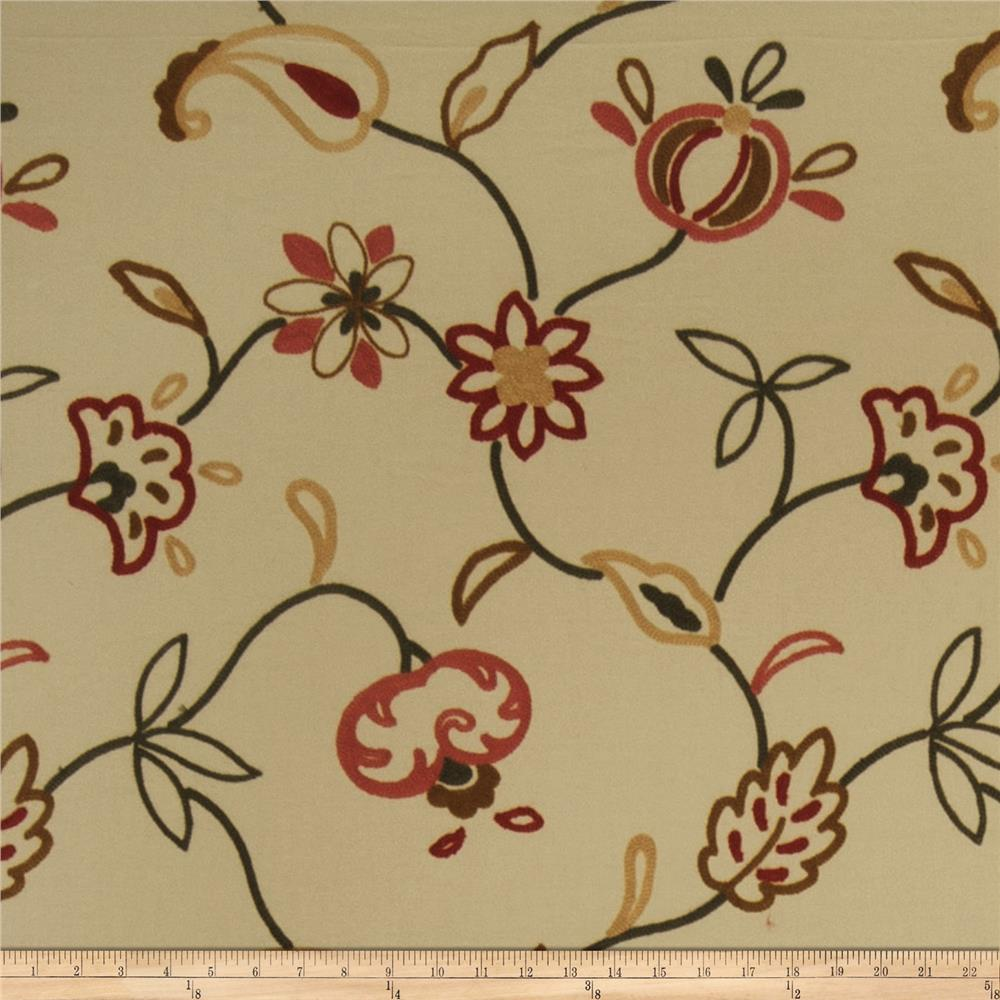 Jaclyn Smith Embroidered Cally Punch
