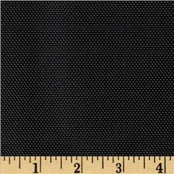 Ballistic Nylon Black Fabric