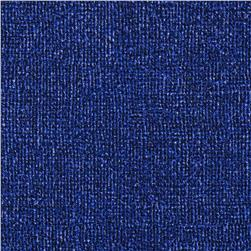 Burlap Texture Brights Royal