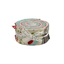 Moda Jingle Birds Jelly Roll