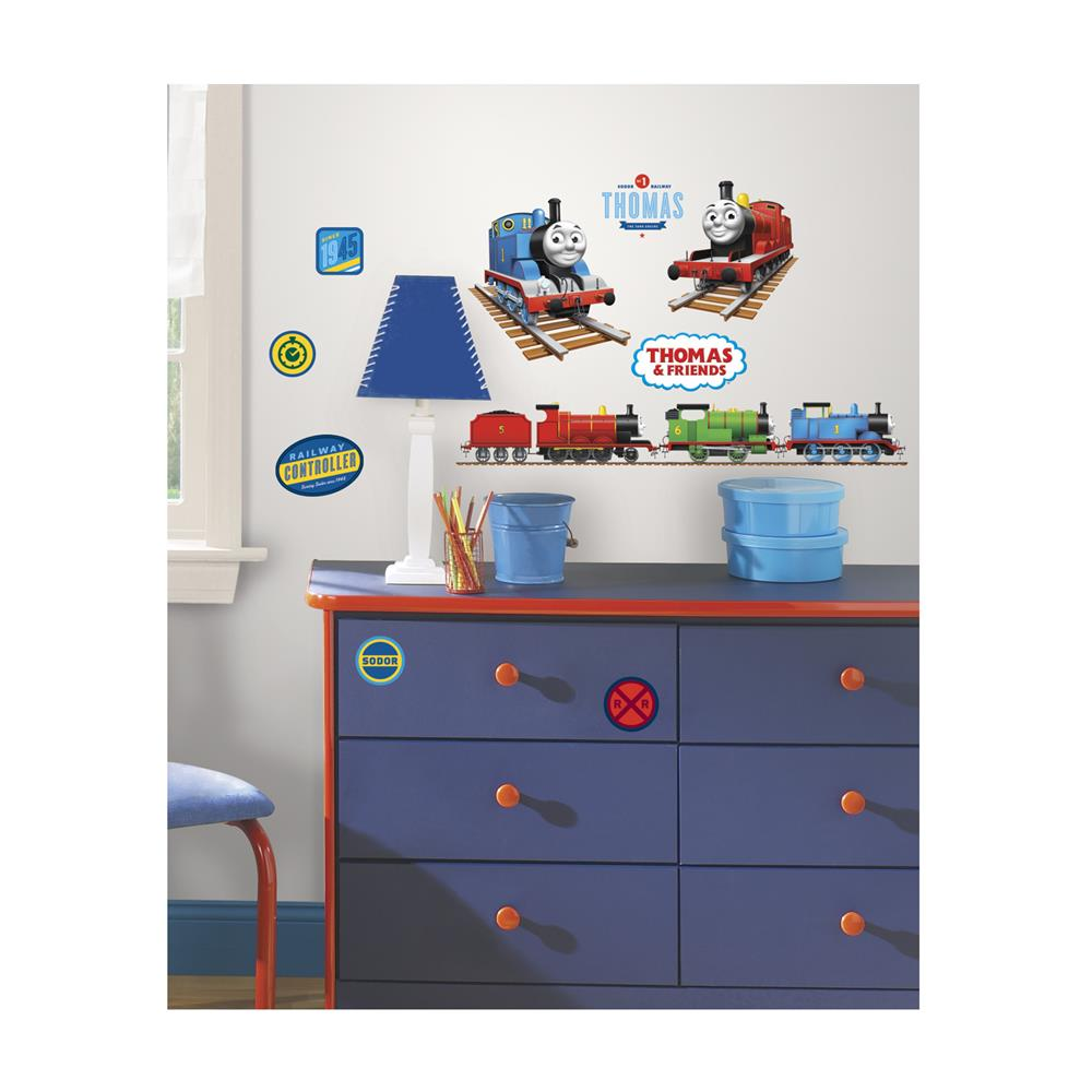 Thomas The Tank Wall Decal