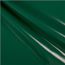 Oil Cloth Solid Green Fabric