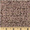 Boucle Coating Small Check Mauve/Taupe