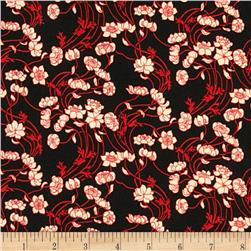 Liberty Lifestyle Stile Collection Lowke Black/Red