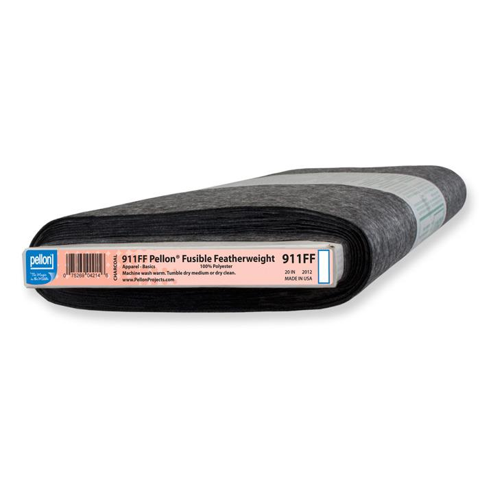Pellon 911FF Feather & Midweight Interfacing Grey