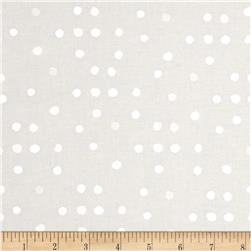 Cotton & Steel Paper Bandana Paint Dot Cloud