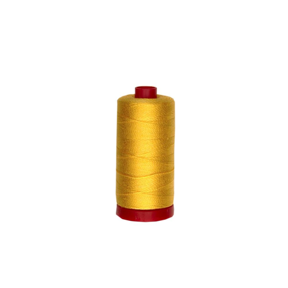 Aurifil Embellishment Thread 12Wt Yellow