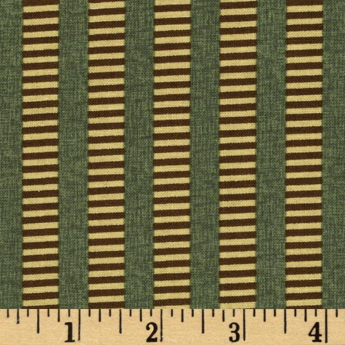 American Spirit Large Stripes Brown