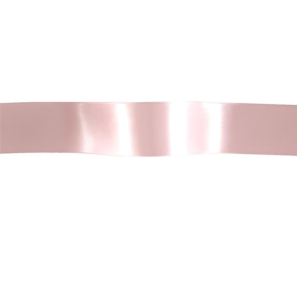 1 1/2'' Offray Double Face Satin Ribbon Pink