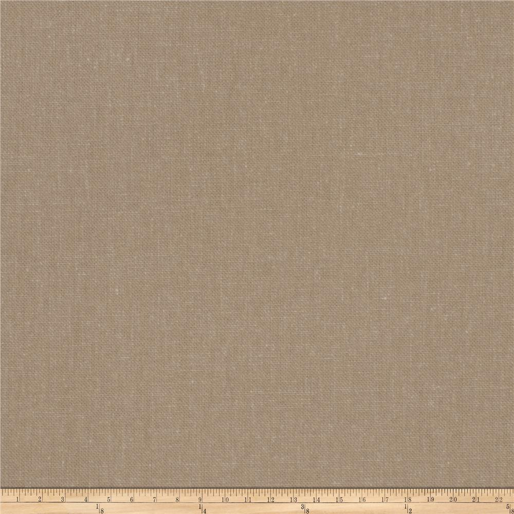 Fabricut Principal Brushed Cotton Canvas Mushroom