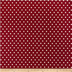 Fabricut Sixpence Red