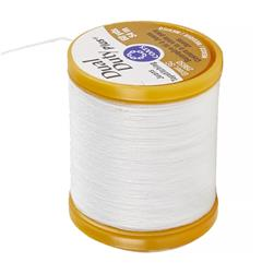 Dual Duty Plus Jeans & Topstitching Thread 60 Yds. White