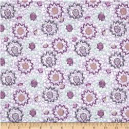 Spiro Small Tossed Ikat Flower Multi