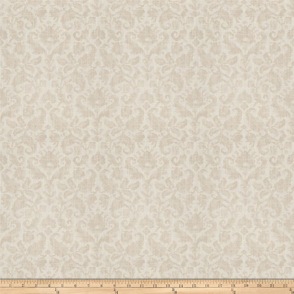 French General Loire Linen Blend Natural Fabric
