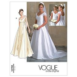 Vogue Misses'/Misses' Petite Dress Pattern V2788 Size 060