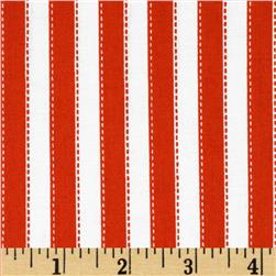 Americana Stripe Red