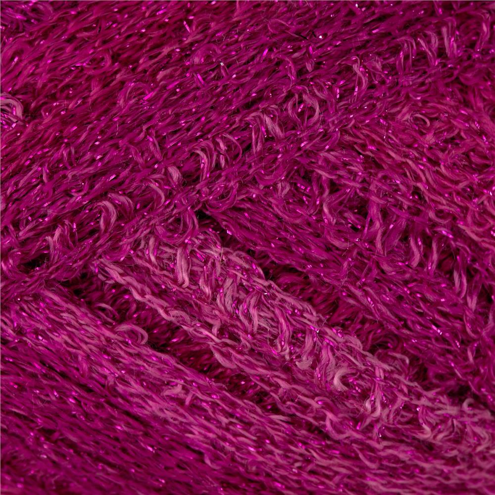 Red Heart Boutique Sashay Metallic Yarn 1700 Pink