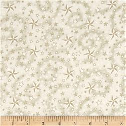 American Dreams 108 In. Wide Quilt Back Stars