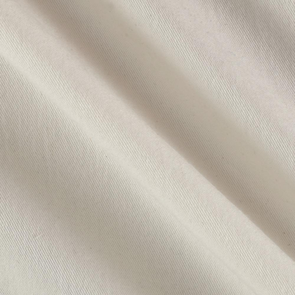 Cotton Brushed Micro Twill Ivory