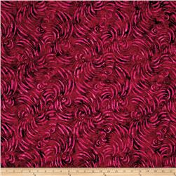 Wilmington Batiks Lighting Allover Fuchsia