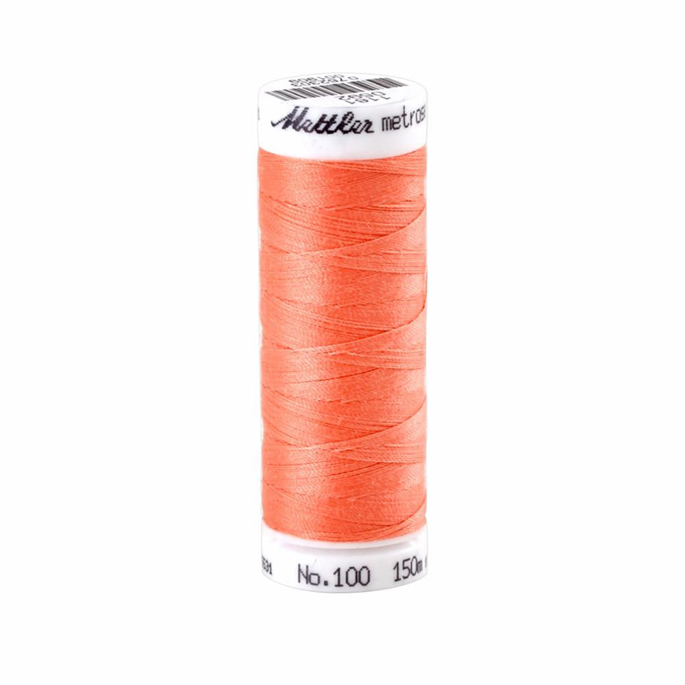 Mettler Metrosene Polyester All Purpose Thread Coral