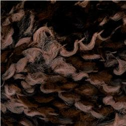 Bernat Soft Boucle'  Yarn (46013) Earth Shades