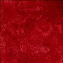 Stonehenge 108'' Wide Quilt Backing Red