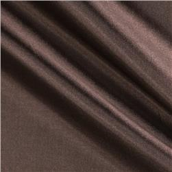 58'' China Silk Polyester Lining Brown