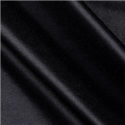 Tricot Solid Black
