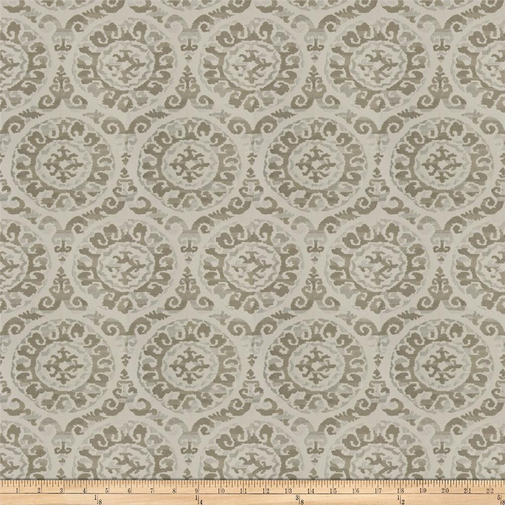 Fabricut Willy Nilly Jacquard Pewter