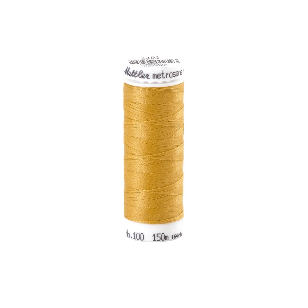 Mettler Metrosene Polyester All Purpose Thread Honey Gold