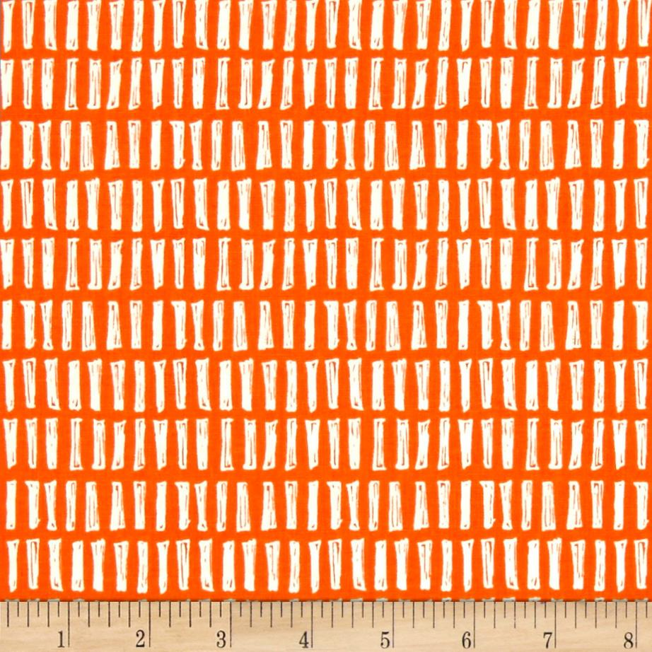 Notepad Sticks Orange