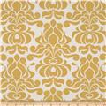 Riley Blake Valencia Damask Yellow