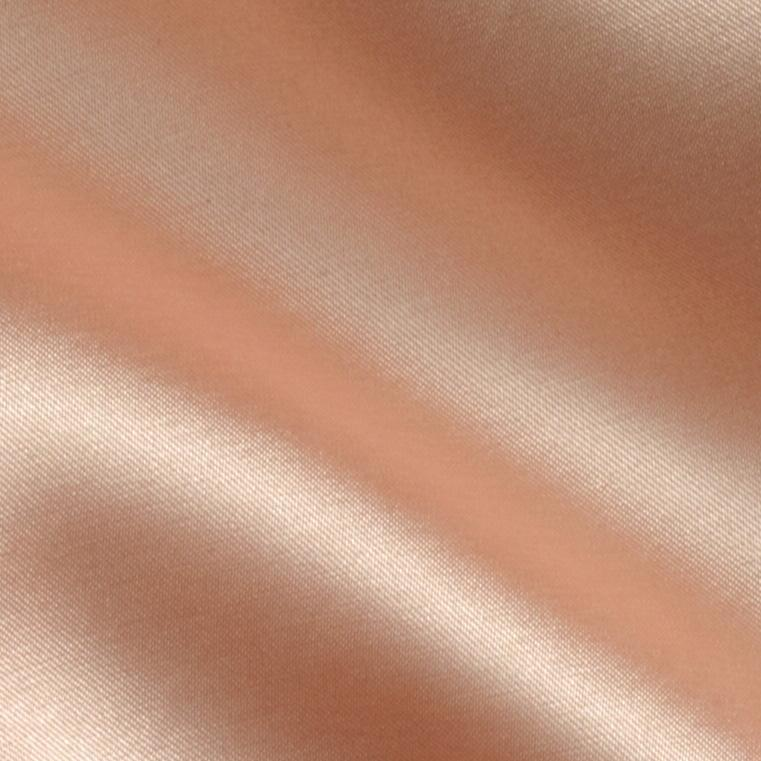 Isabelle Lightweight Stretch Satin Blush
