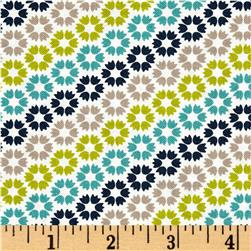 Moda Sunday Supper Table Cloth Multi