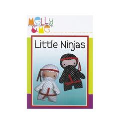 Melly & Me Little Ninjas Pattern