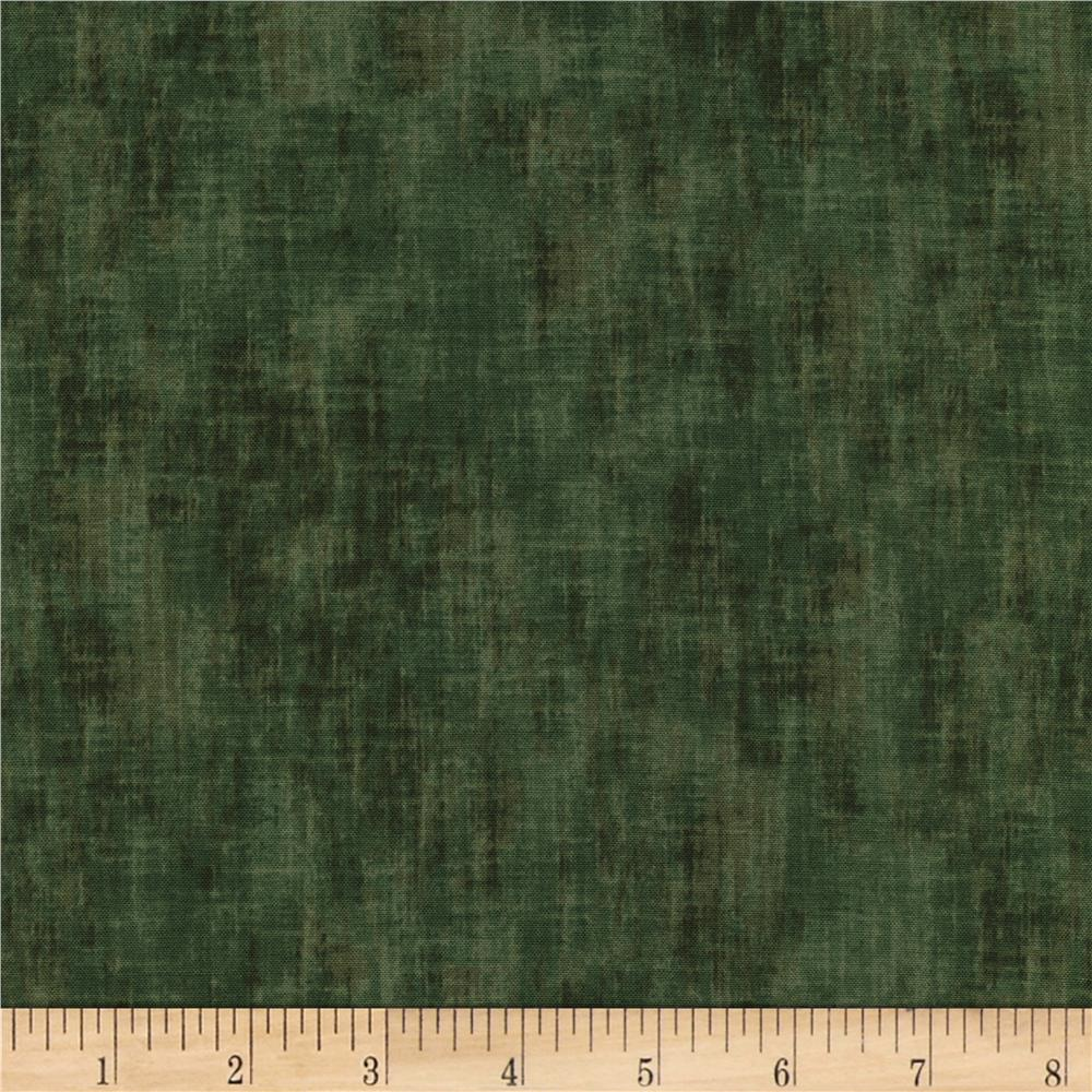 Timeless Treasures Studio Brushed Linen Texture Pine