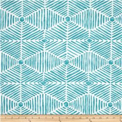 Premier Prints Indoor/Outdoor Heni Ocean