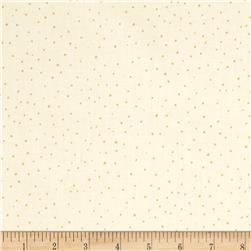 Bellisima Dots Metallic Beige