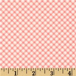 Moda Windermere Prints Gingham Blossom