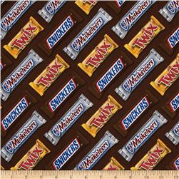 Mars Chocolate Bars Candybars Brown