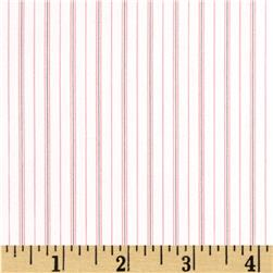 Shirting Stripes Pink/Grey
