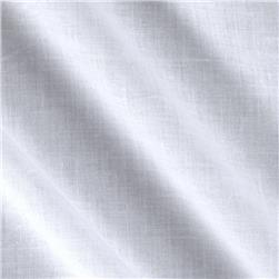Cotton Voile Shirting White Sheen