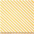 Moda Celebration Stripe Yellow