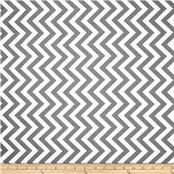Moda Half Moon Modern Medium Zig Zag Steel