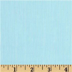 Pinfeather Baby Cord Aqua