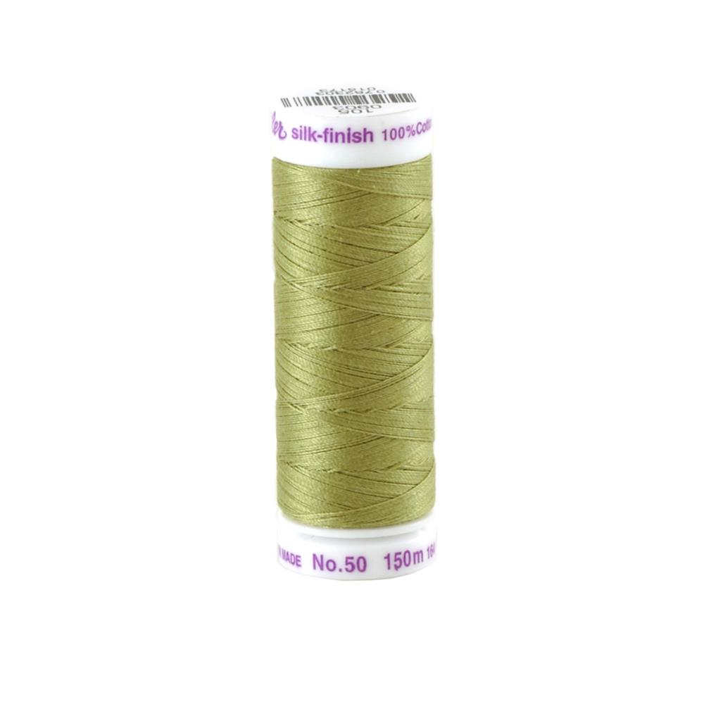Mettler Cotton All Purpose Thread Green Grape