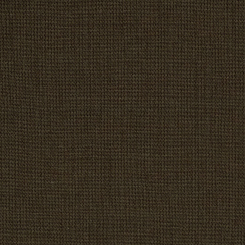 Rayon Blend Tissue Jersey Knit Brown Fabric