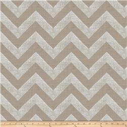 Jaclyn Smith Buster Linen/Cotton Silver Metallic Fabric